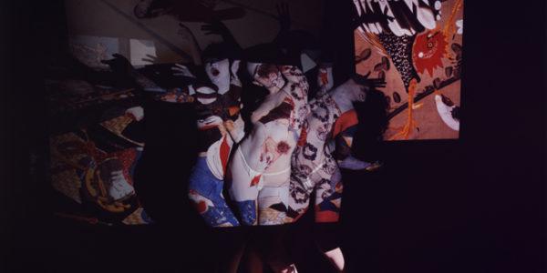 Ukiyo-e Projections 4-5, 2003