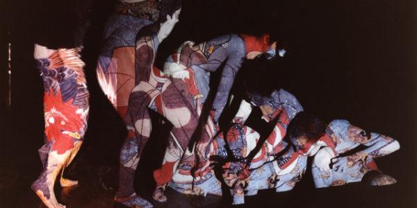 Ukiyo-e Projections 1-9, 2002